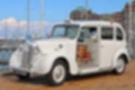 Austin FX3 - 1955