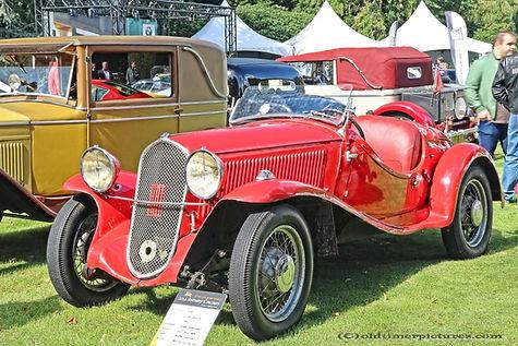 Fiat 508 S Balilla - 1934