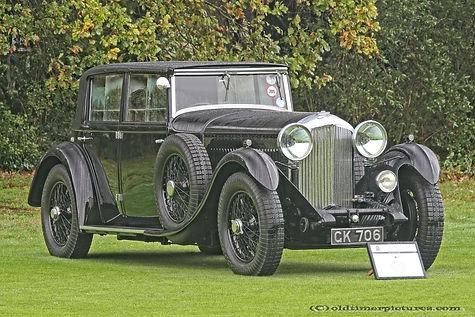 Bentley 8-Litre - 1930