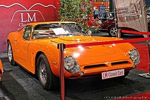 Bizzarrini 5300 America - 1967