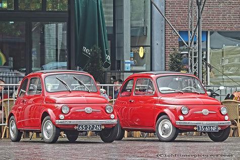Fiat 500 - 1968-1969