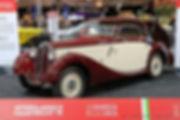 Lancia Belna Eclipse par Pourtout - 1935