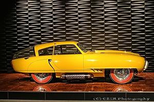 Pegaso Z-102 Cúpula - 1952