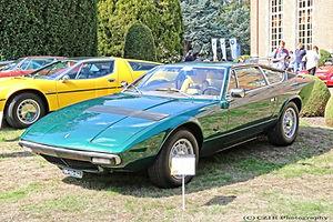 Maserati Khamsin S1 - 1974