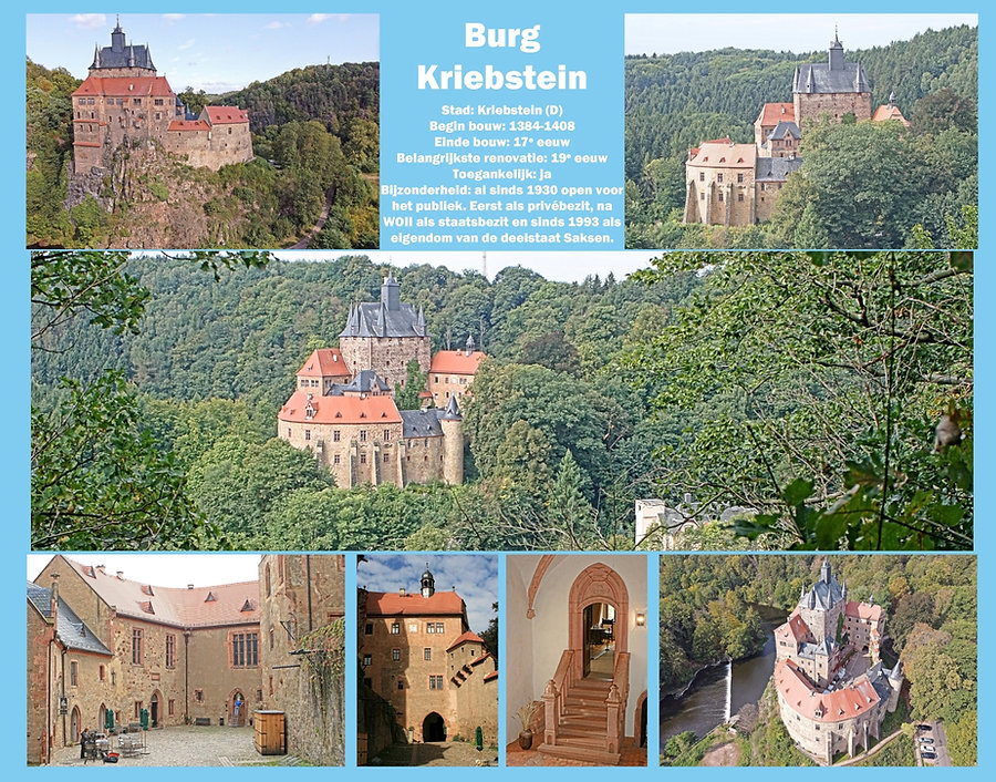 Schloss Kriebstein, Germany