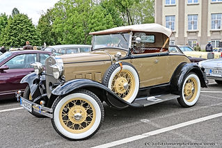 Ford A - 1931