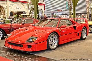 Ferrari F40 - 1992