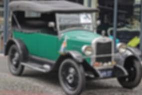 Chevrolet Touring - 1925