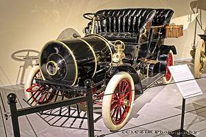 Grout 1904 steam engine