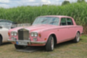 Rolls-Royce Silver shadow - 1976