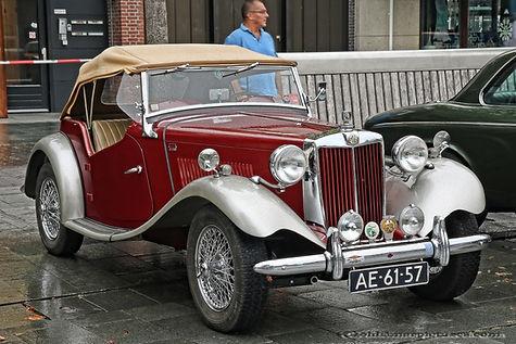MG TD - 1952
