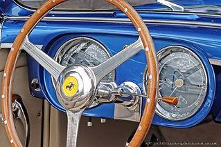 Ferrari 342 America Cabriolet by Vignale - 1952
