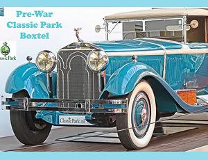 Pre-War Classic Park Boxtel 2018