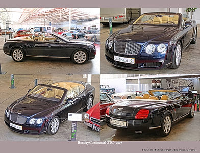 2007-Bentley Continental GTC