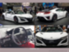 2019-Honda NSX
