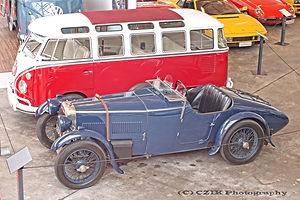 Alvis 12/50 FWD - 1928