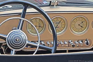 Horch 855 Roadster - 1938