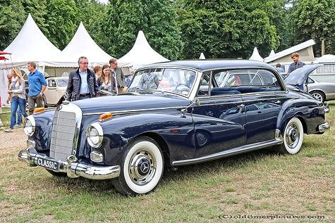 Mercedes-Benz 300D - 1959