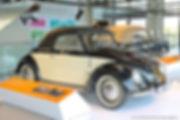 VW Typ 14 - Hebmüller - 1949