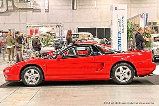 Honda NSX 3.0i-24 V6 - 1991