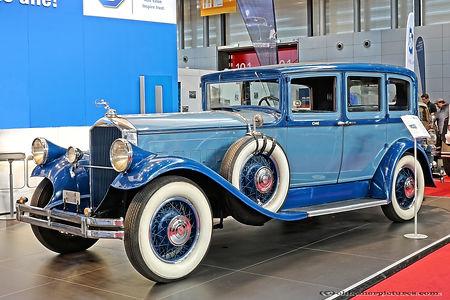 Pierce-Arrow Model B - 1930