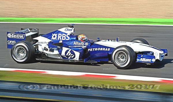 Antonio Pizzonia, Williams F1, 2005, Spa