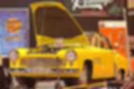 Wartburg 313-1 Roadster - 1958