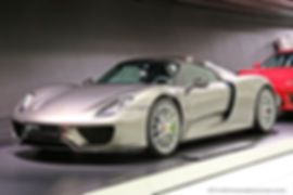 Porsche 918 Spyder - 2015