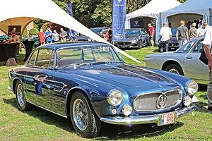 Maserati A6G-54 Coupé - 1957