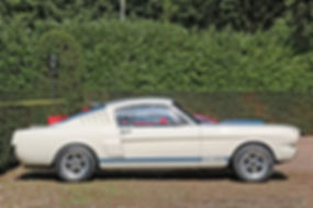 Ford Mustang Fastback G.T. 350 - 1965