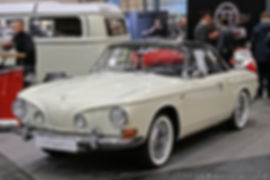 VW Karmann Ghia 1500 S Typ34 - 1964
