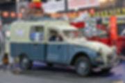 Citroën 2CV Break