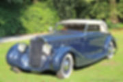 Delage D8/120 by Chapron - 1937