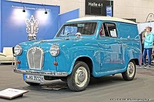Austin A35 Van - 1967