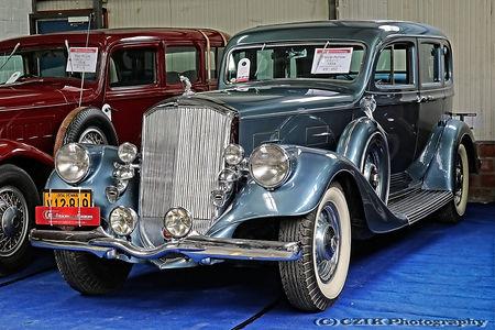 Pierce-Arrow 1240A V12 1934