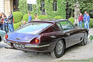 Aston Martin DBS C Coupé by Touring - 1966