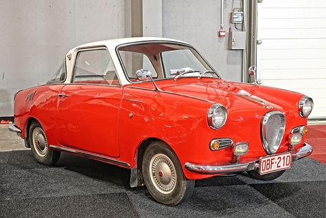 Goggomobil 250 Coupé - 1966
