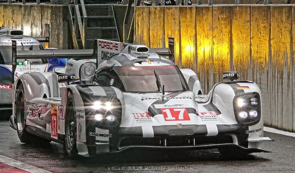 Mark Webber, Porsche WEC LMP1 2015