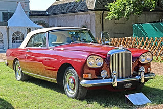 Bentley Continental SC III - 1967