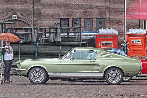 Ford Mustang GT A - 1968