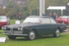 Alfa Romeo 2000 Praho Touring - 1960