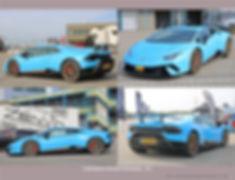 2018-Lamborghini Huracán Performante