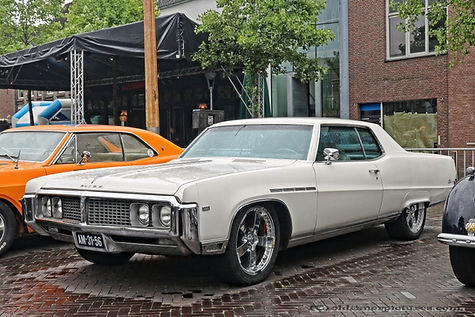 Buick Electra 225 Coupe - 1969