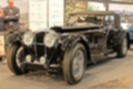 Daimler Corsica Double Six drop-head Coupé - 1931