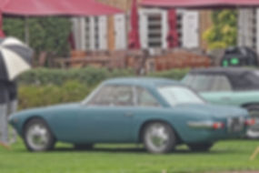 OSCA GT Coupe Touring - 1961