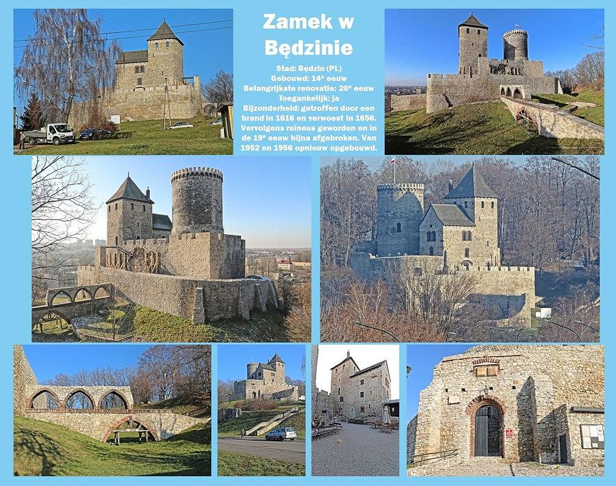 Zamek w Bedzinie, Poland
