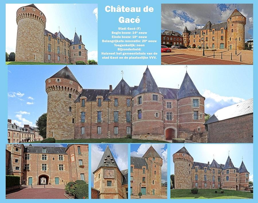 Château de Gacé