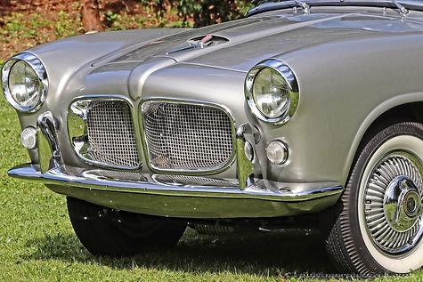 Fiat 1200 TV Spider - 1958