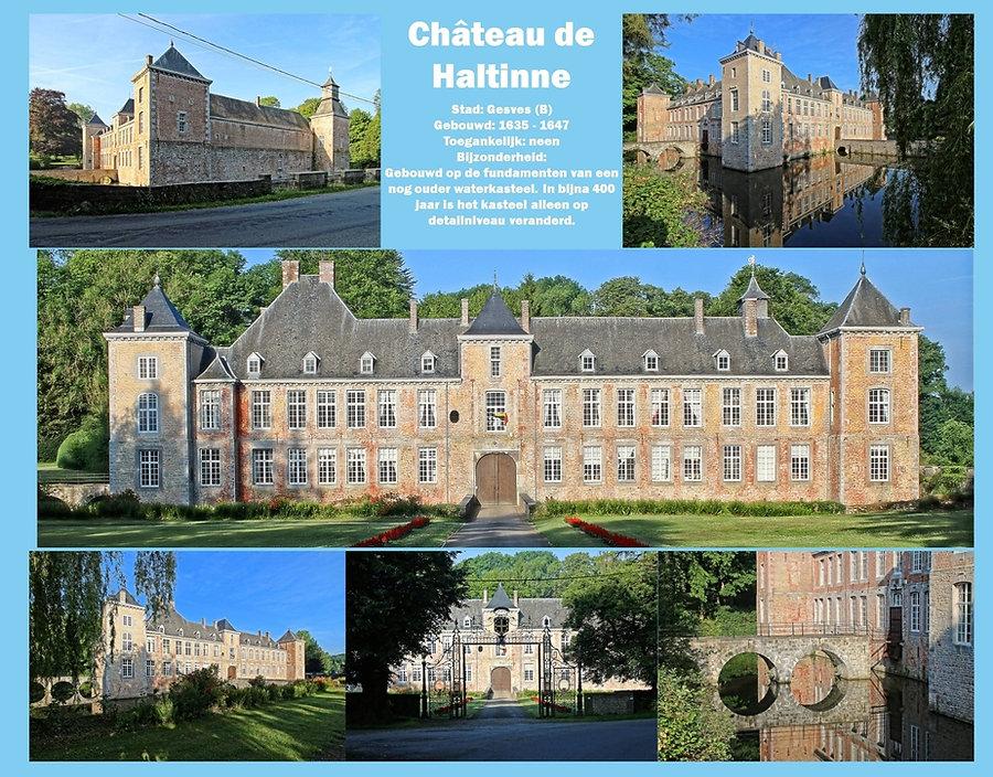 Château de Haltinne
