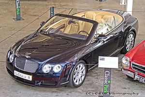 Bentley Continental GTC - 2007